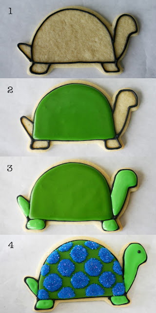 Basics of Sugar Cookies and Icing