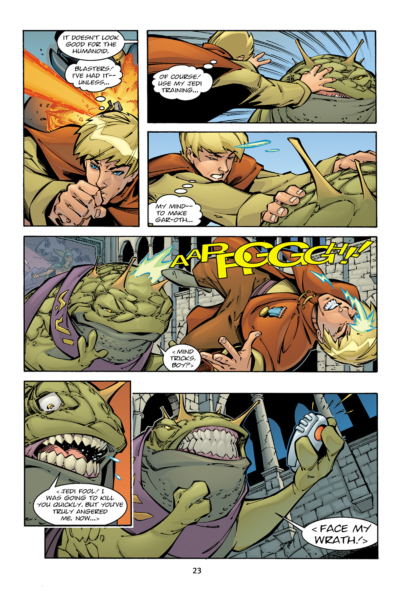 Read online Star Wars Omnibus comic -  Issue # Vol. 10 - 22