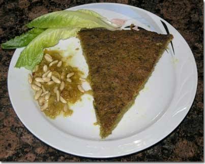 Fish Kibbe Lebanese Recipes