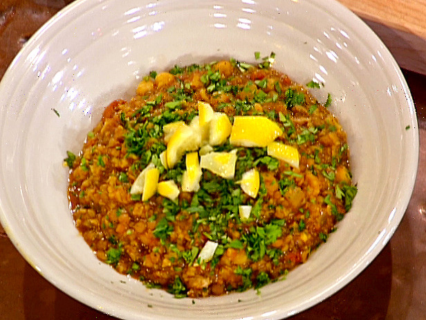 Harira Moroccan Chickpea Stew With Chicken And Lentils Lebanese Recipes