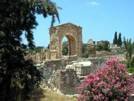 historic places