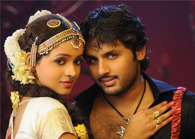 Telugu hero Movie stills+%281%29 Nithins Hero movie wallpapers,stills