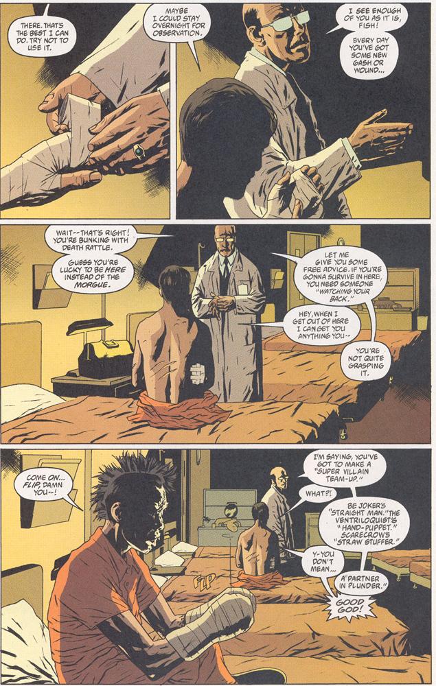 Read online Arkham Asylum: Living Hell comic -  Issue #2 - 15