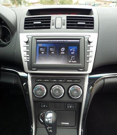 Burlappcar: Mazda 6 V6 Grand Touring Test Drive