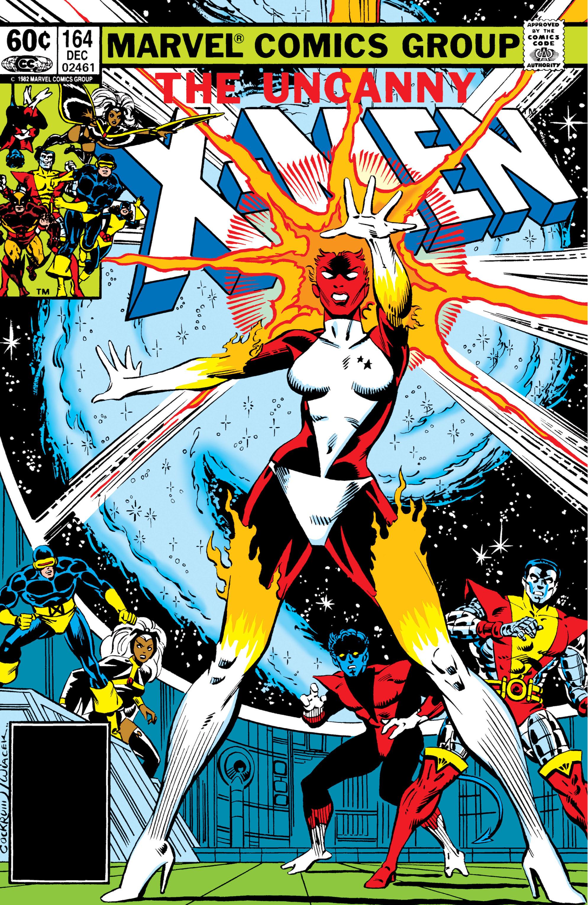 Uncanny X-Men (1963) 164 Page 1
