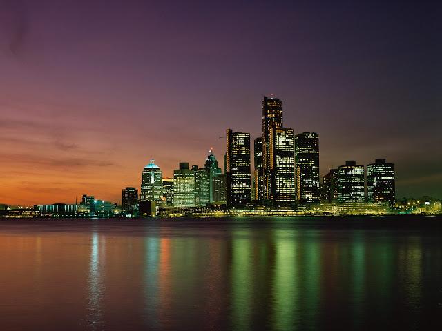 Detroit travel images