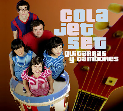 Cola Jet Set - Guitarras y Tambores