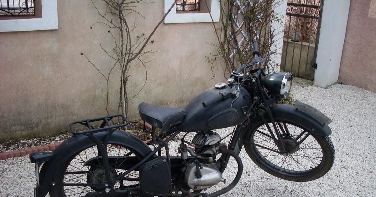 blog de mathis papa vient d 39 acheter une moto peugeot 125 model 55 annee 1950. Black Bedroom Furniture Sets. Home Design Ideas