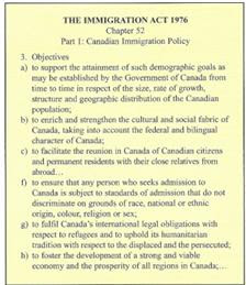 Changes and events leading to the immigration act of 1924