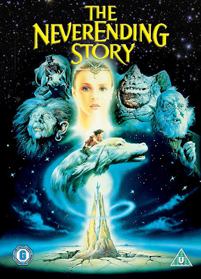 the neverending story, movie, fantasia, childlike empress, falcore, atrau, bastian