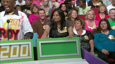 way to win on the price is right show, contestants row, get called