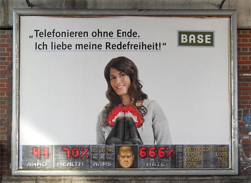 Billboards Deutsch