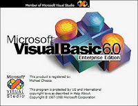 Microsoft Visual Basic 6.0 Enterprise Edition,Visual Basic 2008 Express
