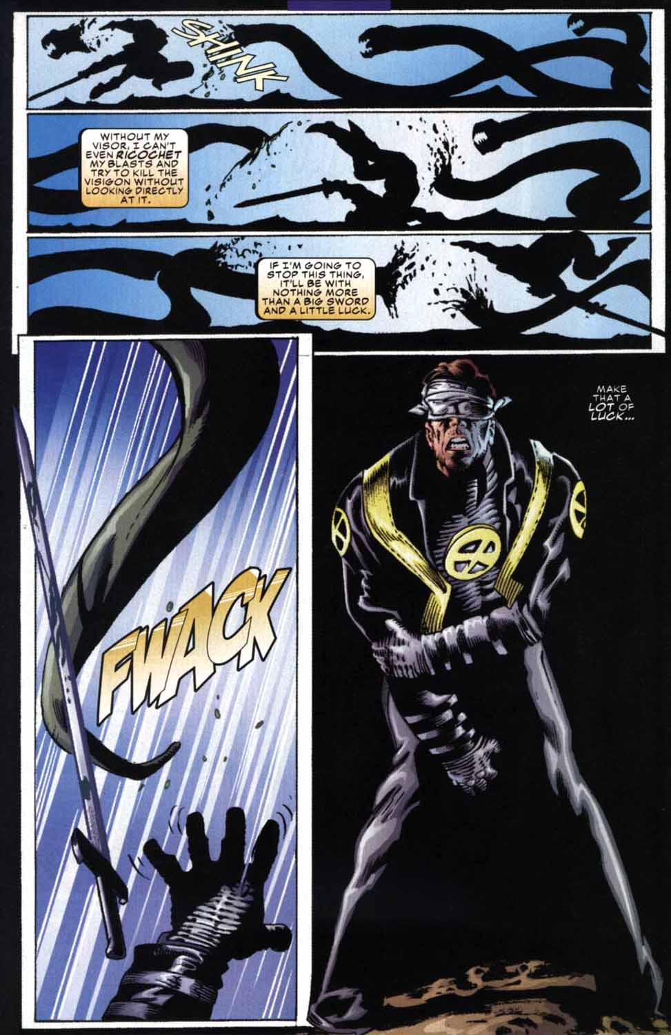 Read online Cyclops (2001) comic -  Issue #3 - 17