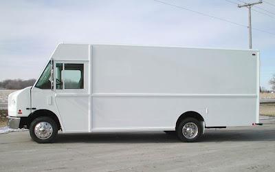Utilimaster Walk In Van On Freightliner Chis