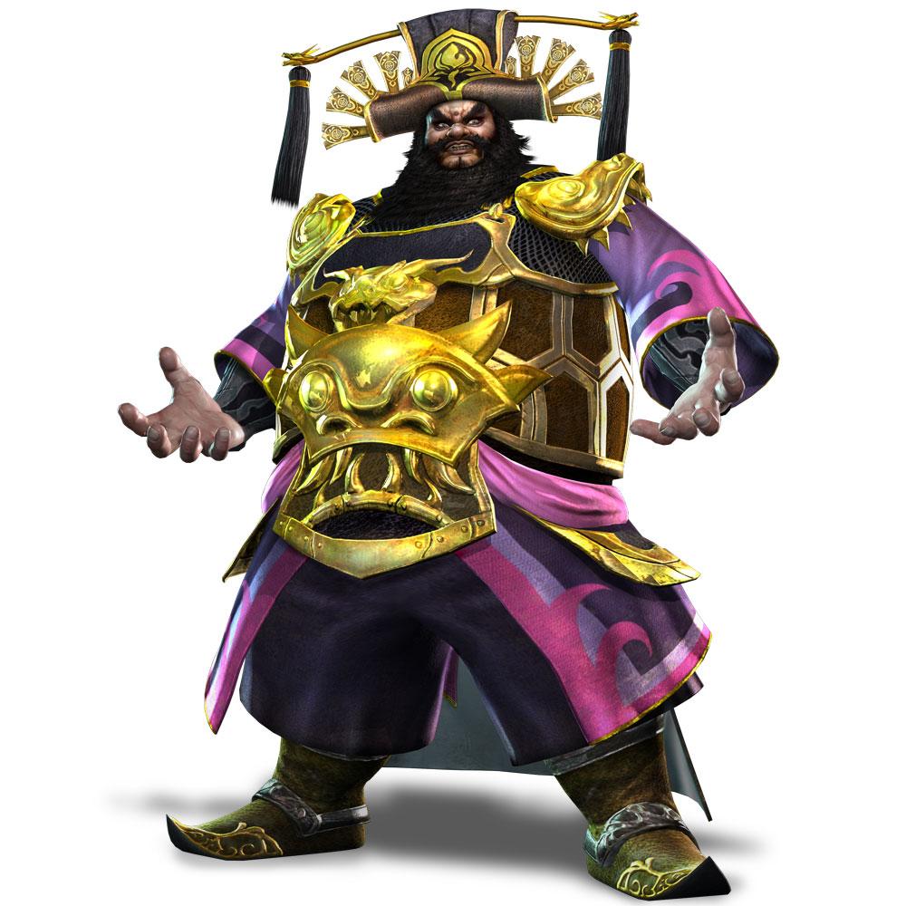 Warriors Orochi 3 Lian Shi: Dark Aquamarine: Dynasty Warriors 7: Three New Characters