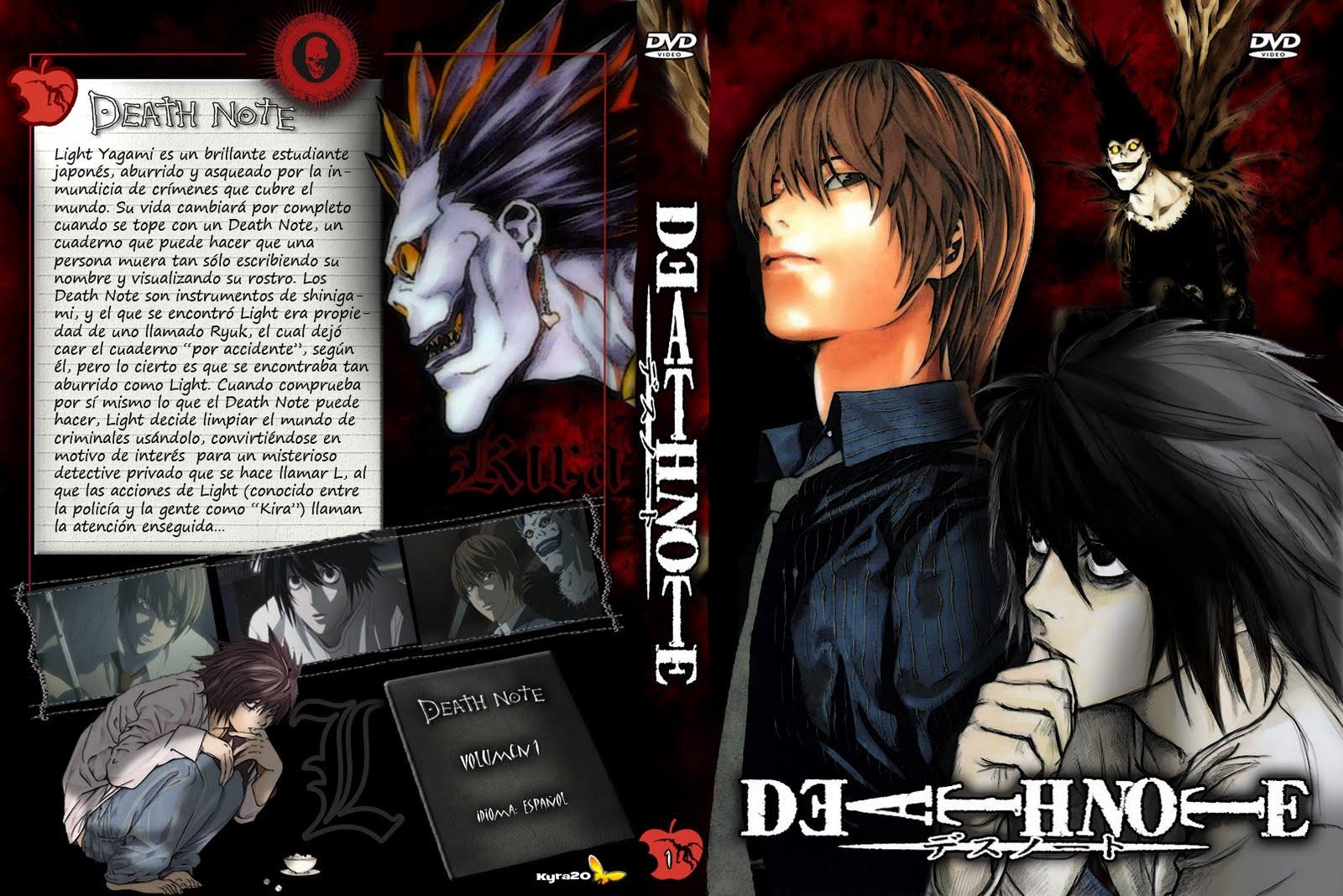 DE TODO UN POCO.........: Death Note