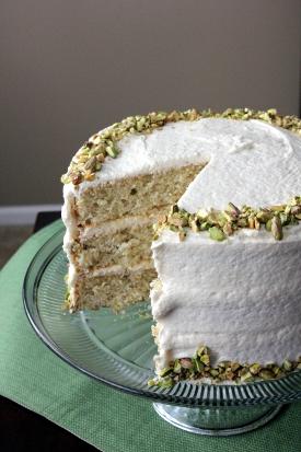 Magnolia Bakery Pistachio Cake Recipe