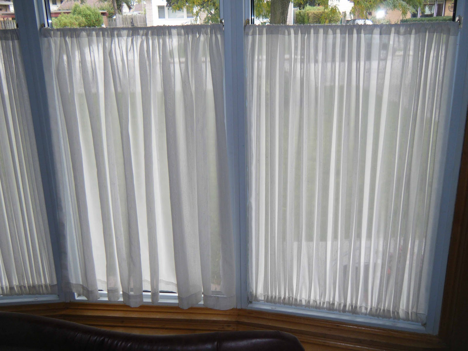 Curtains With Top And Bottom Rods Best Curtains