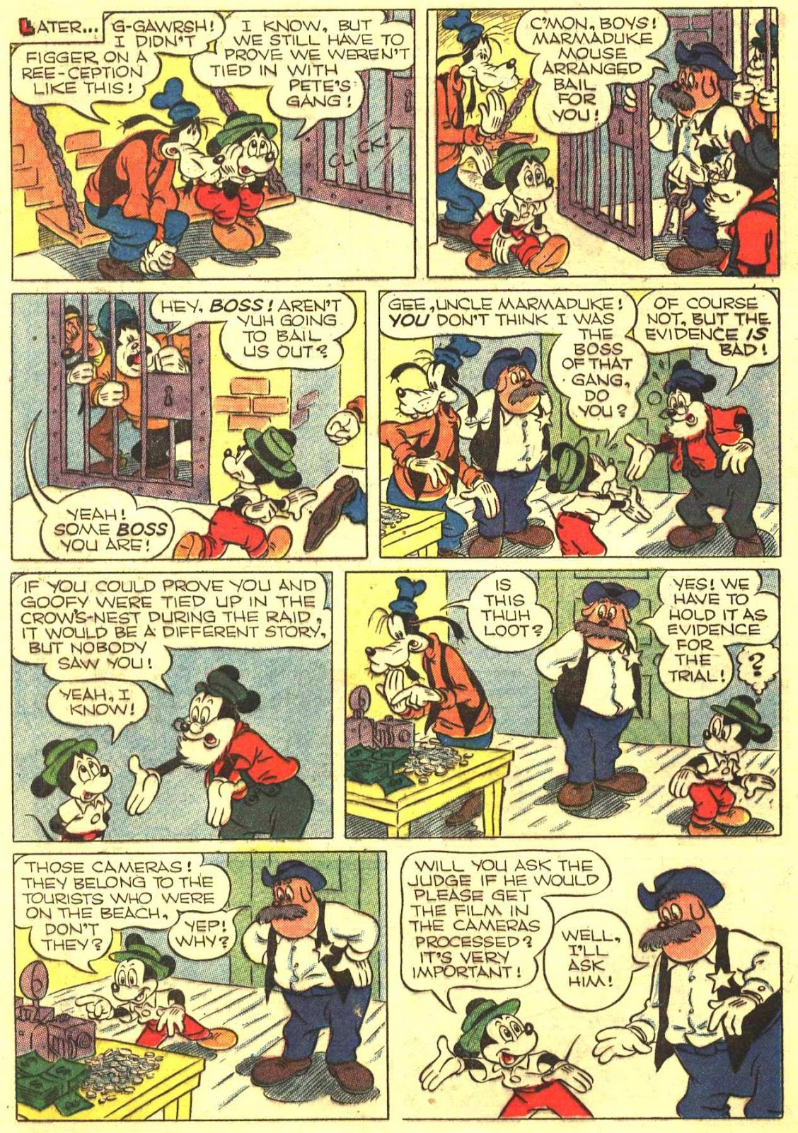 Walt Disney's Comics and Stories issue 193 - Page 32