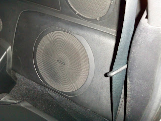 350Z Bose Subwoofer Amp Replacement | Life Documented
