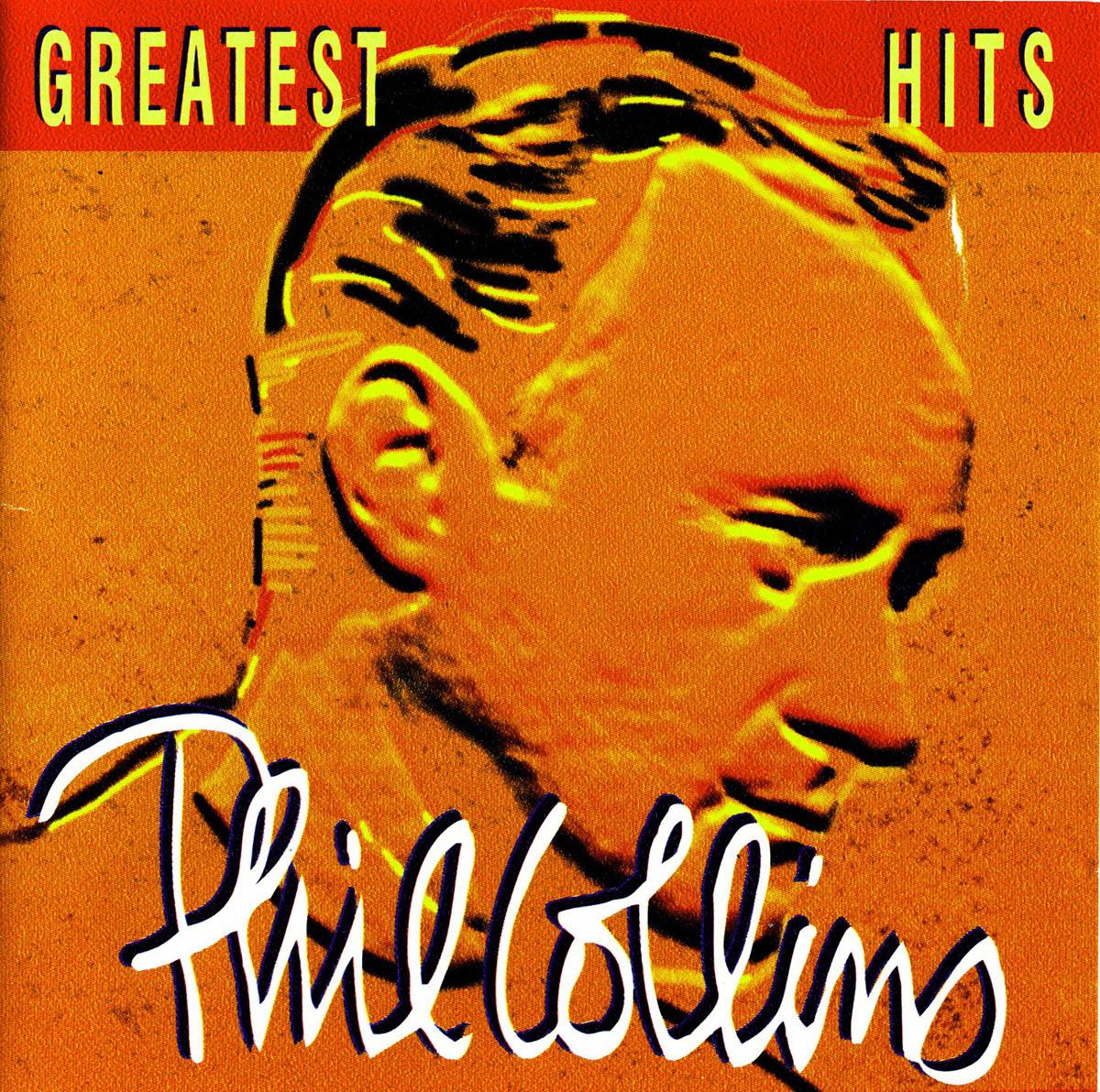 Pop Rock Phil Collins Greatest Hits 1994 Best Ballads 1998 2cd Ape Flac