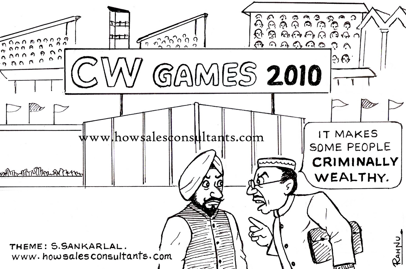 Sankarlal's Cartoons: 10/10