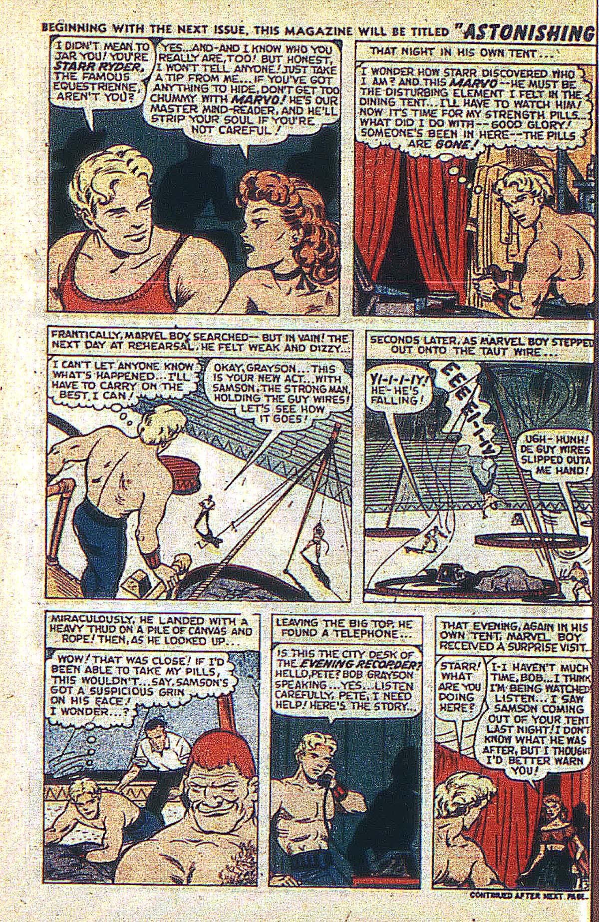 Read online Marvel Boy (1950) comic -  Issue #2 - 29