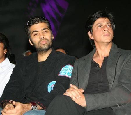 karan johar and shahrukh khan relationship poems