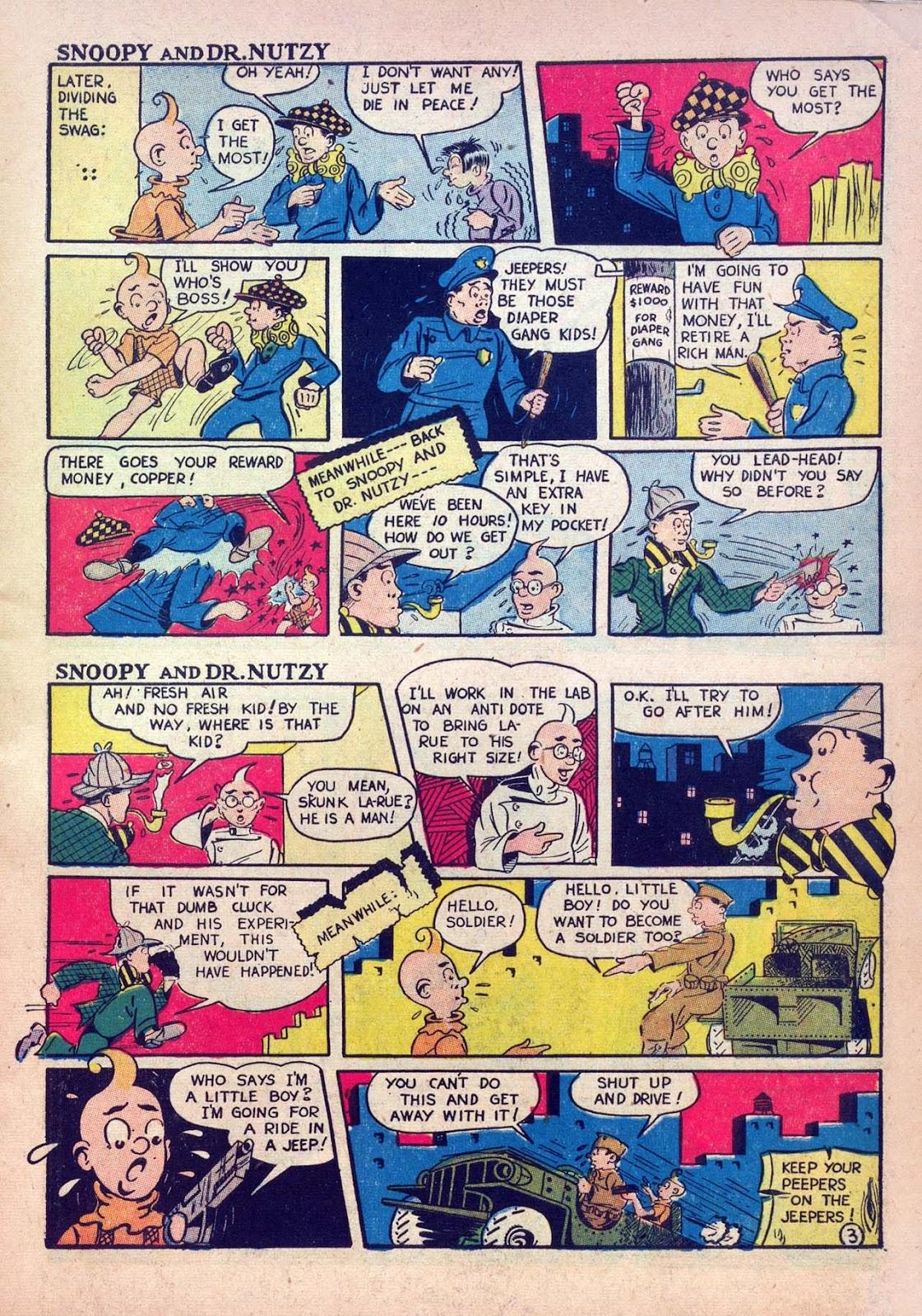 Read online Joker Comics comic -  Issue #7 - 5