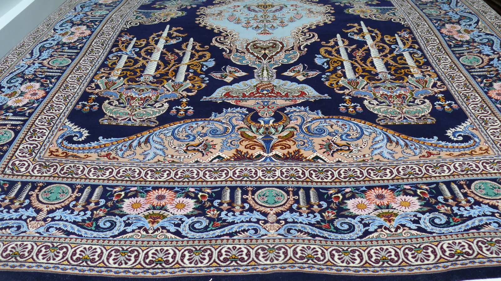 As Part Of Its Ongoing Corporate Social Responsibility Program The House Persian Rugs Is Pleased To Donate Three Exquisite Handmade Carpets Banff