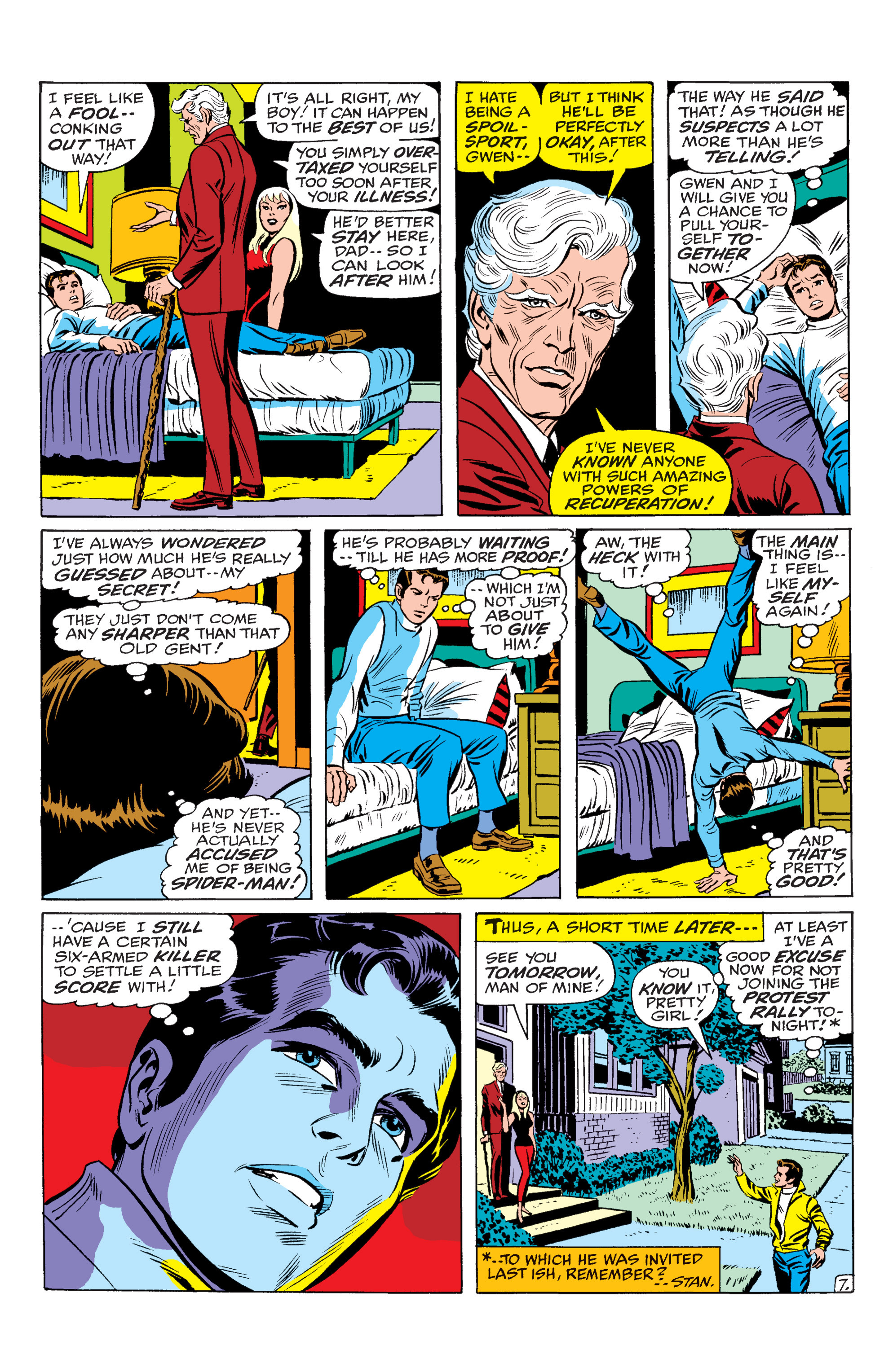 The Amazing Spider-Man (1963) 90 Page 7