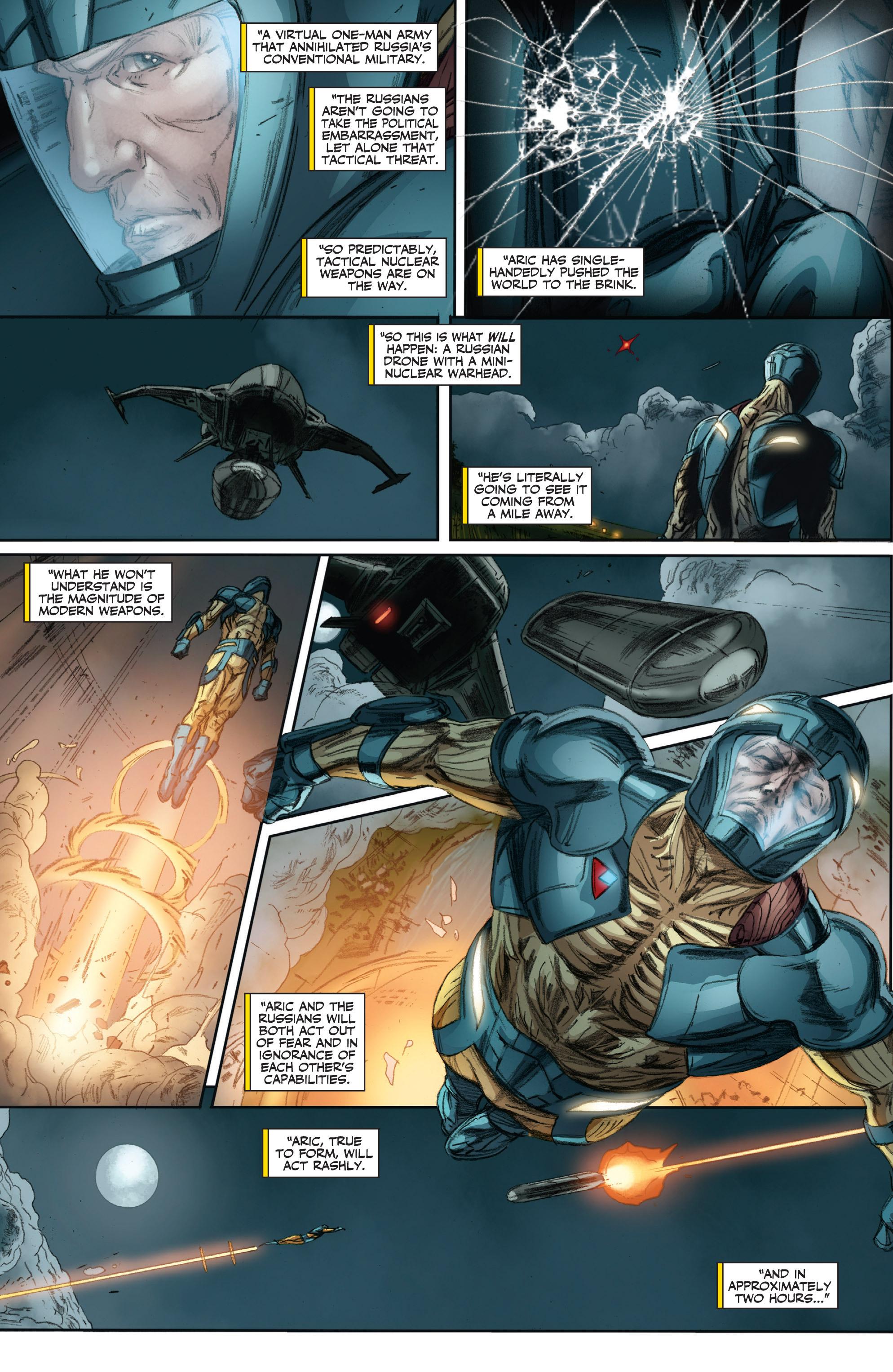 Read online Shadowman (2012) comic -  Issue #13 - 27