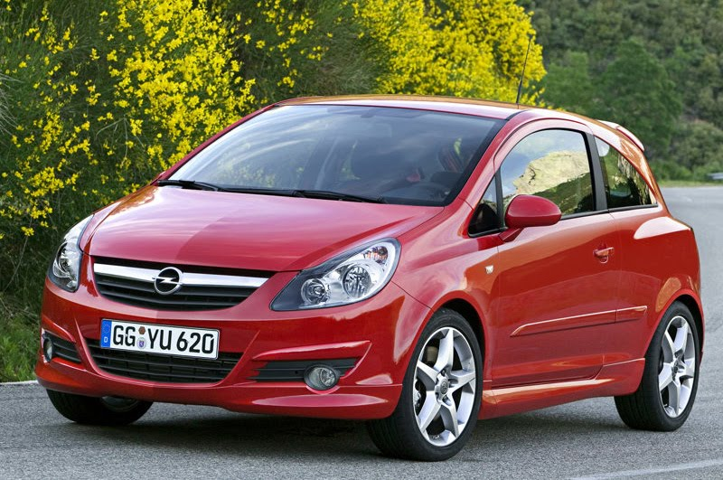 automotive family ideas opel corsa gsi. Black Bedroom Furniture Sets. Home Design Ideas