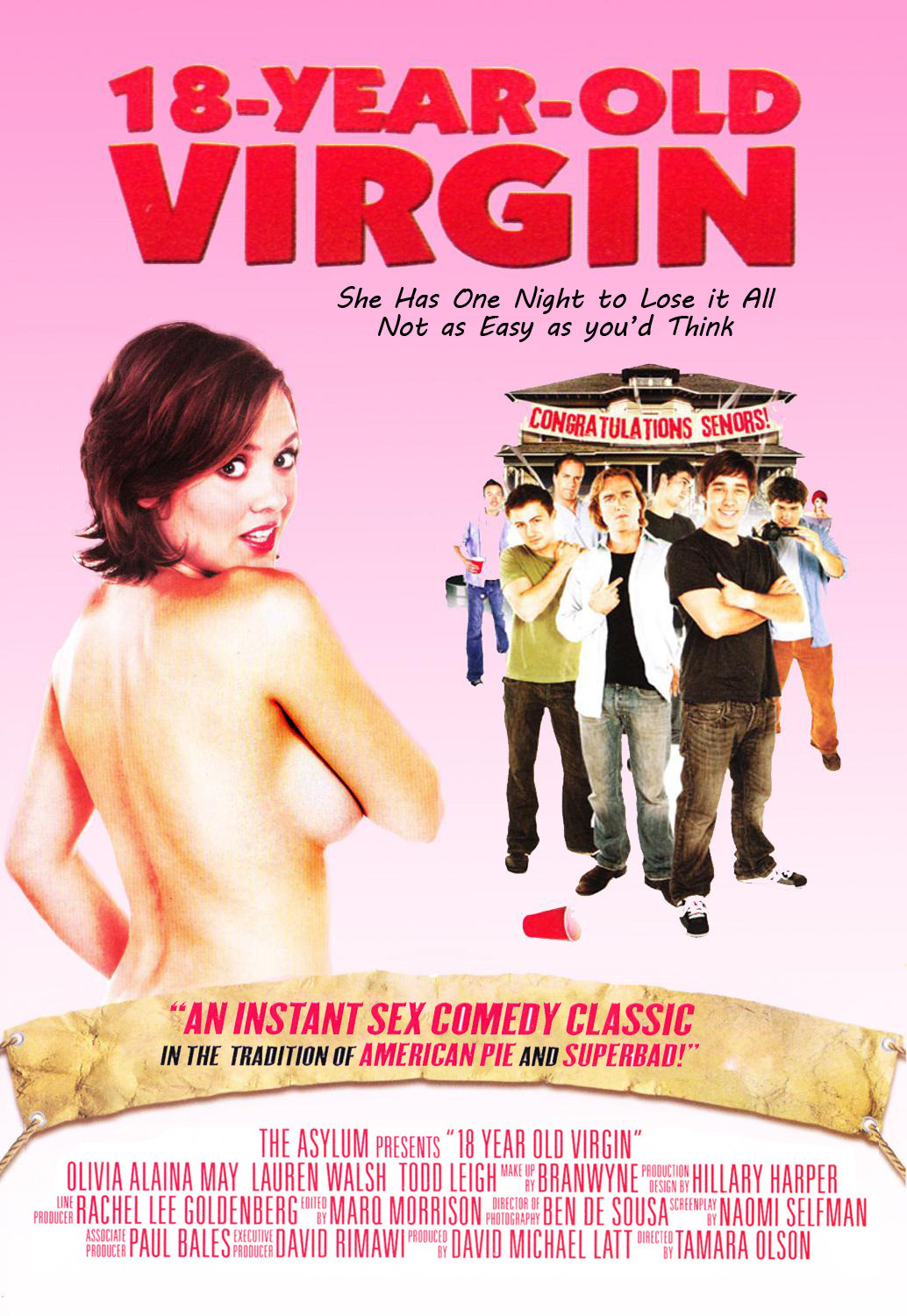 18 Years Old Virgin