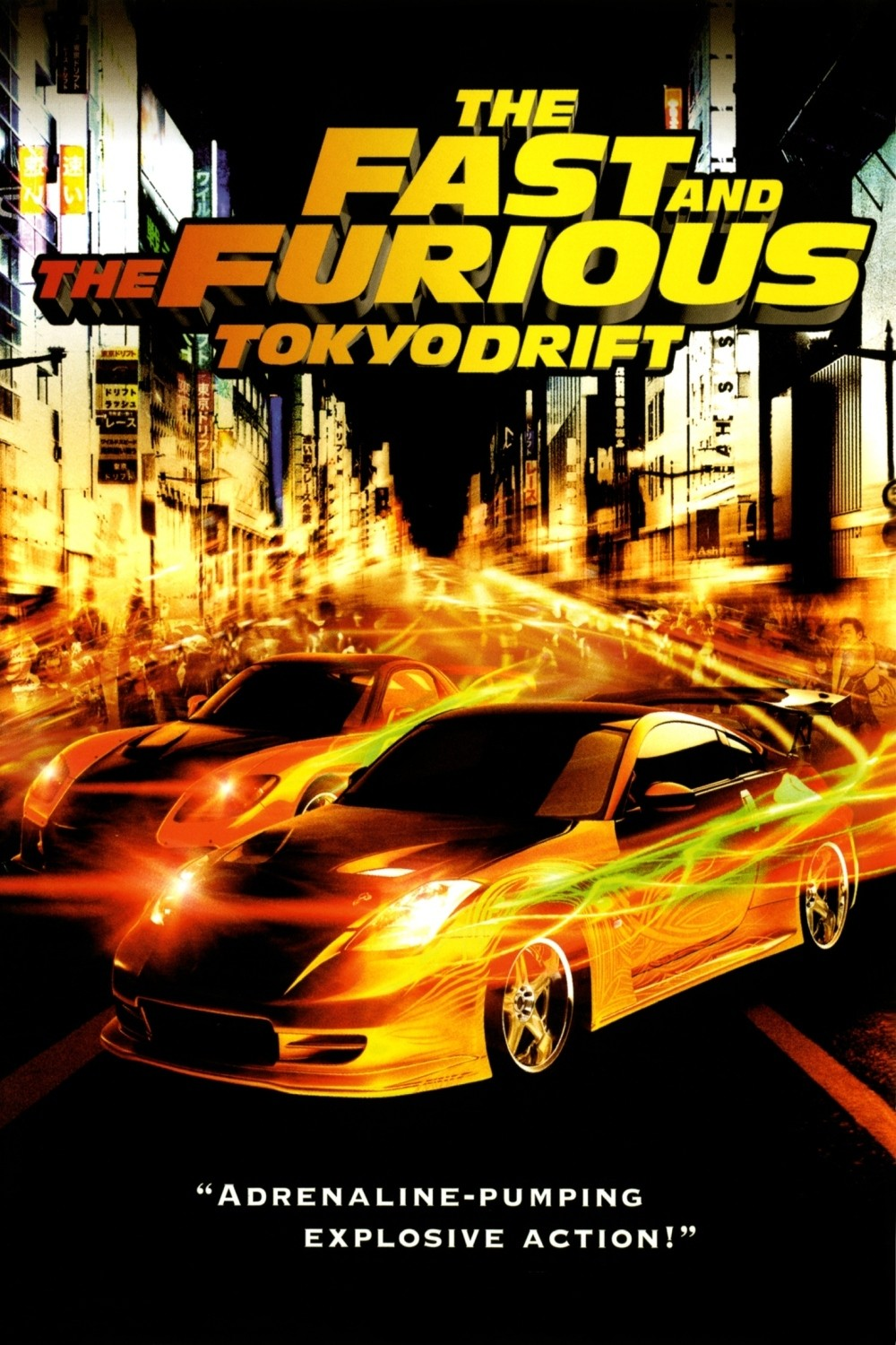 Fast And Furious Tokyo Drift Stream Movie4k