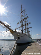 La Sea Cloud a Olbia