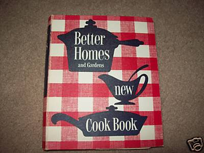 Pleasures of a farmgirl at heart vintage cookbook better - Vintage better homes and gardens cookbook ...