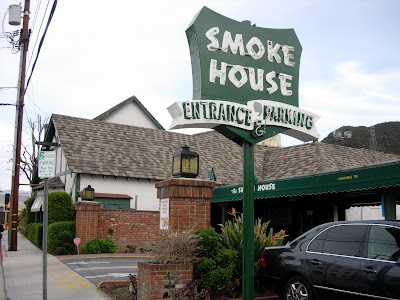 Smoke House Restaurant...one of Roy Disney favorites