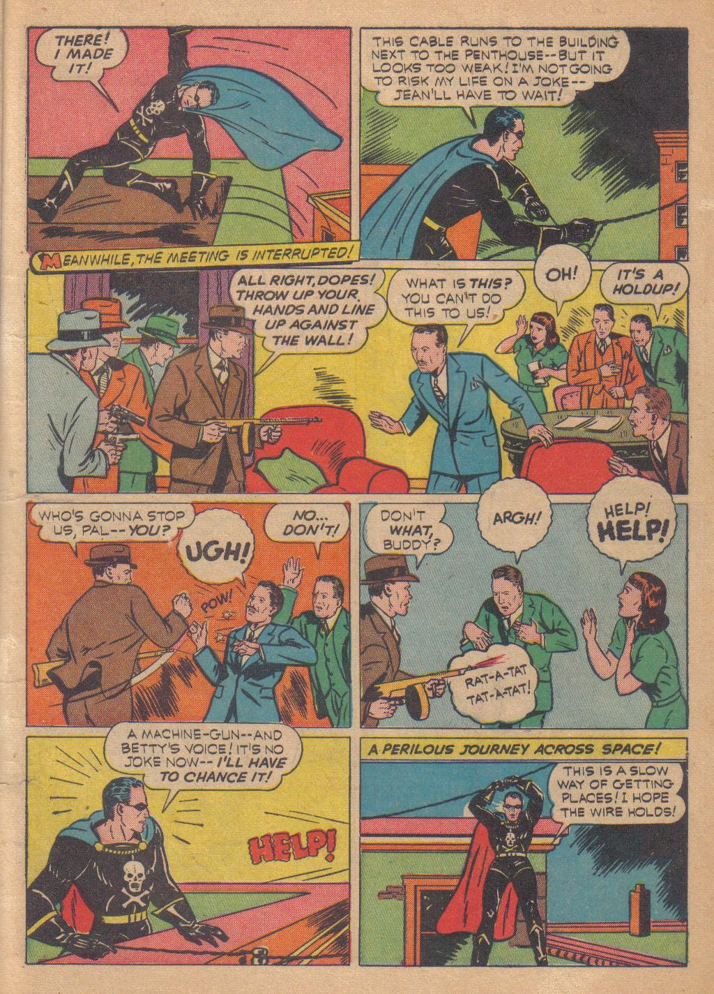 Exciting Comics (1940) issue 13 - Page 5