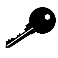 House Key free .svg file Housewarming!