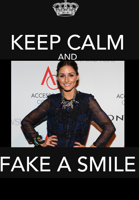 KEEP CALM AND GET INSPIRED BY OLIVIA PALERMO
