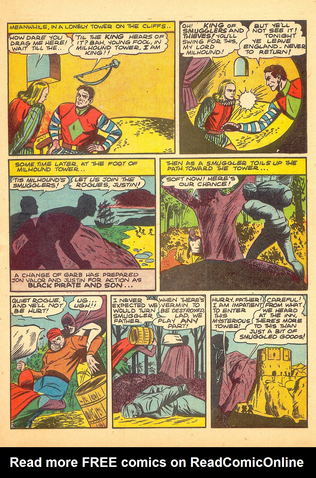 Read online Sensation (Mystery) Comics comic -  Issue #25 - 19
