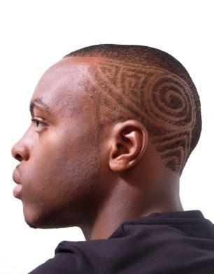 hair designs for men lines - photo #31