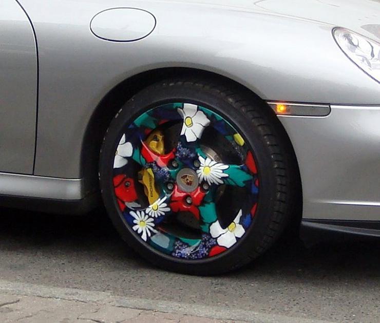 9 Unusual Car Rims