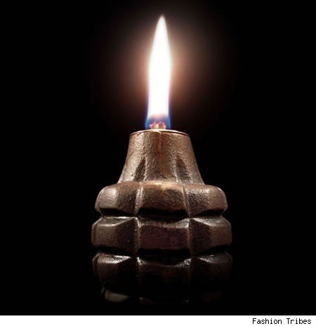Street Fighter Motorcycle >> facts around us: 14 Strange Candles Designs | Candles ...