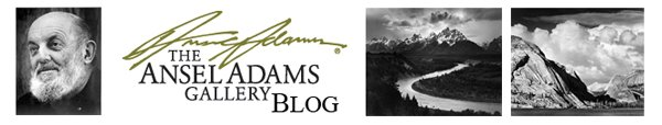 The Ansel Adams Gallery Blog