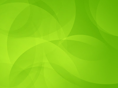 Ubuntu Swirls Green Wallpaper