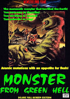 GREAT OLD MOVIES: MONSTER FROM GREEN HELL