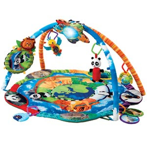 Around The World Play Gym From Disney S Baby Einstein